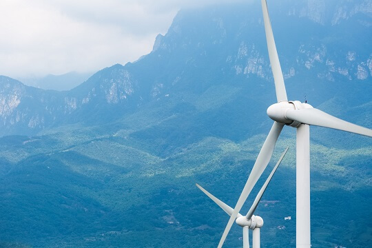 Repowering a €100m portfolio of onshore wind assets