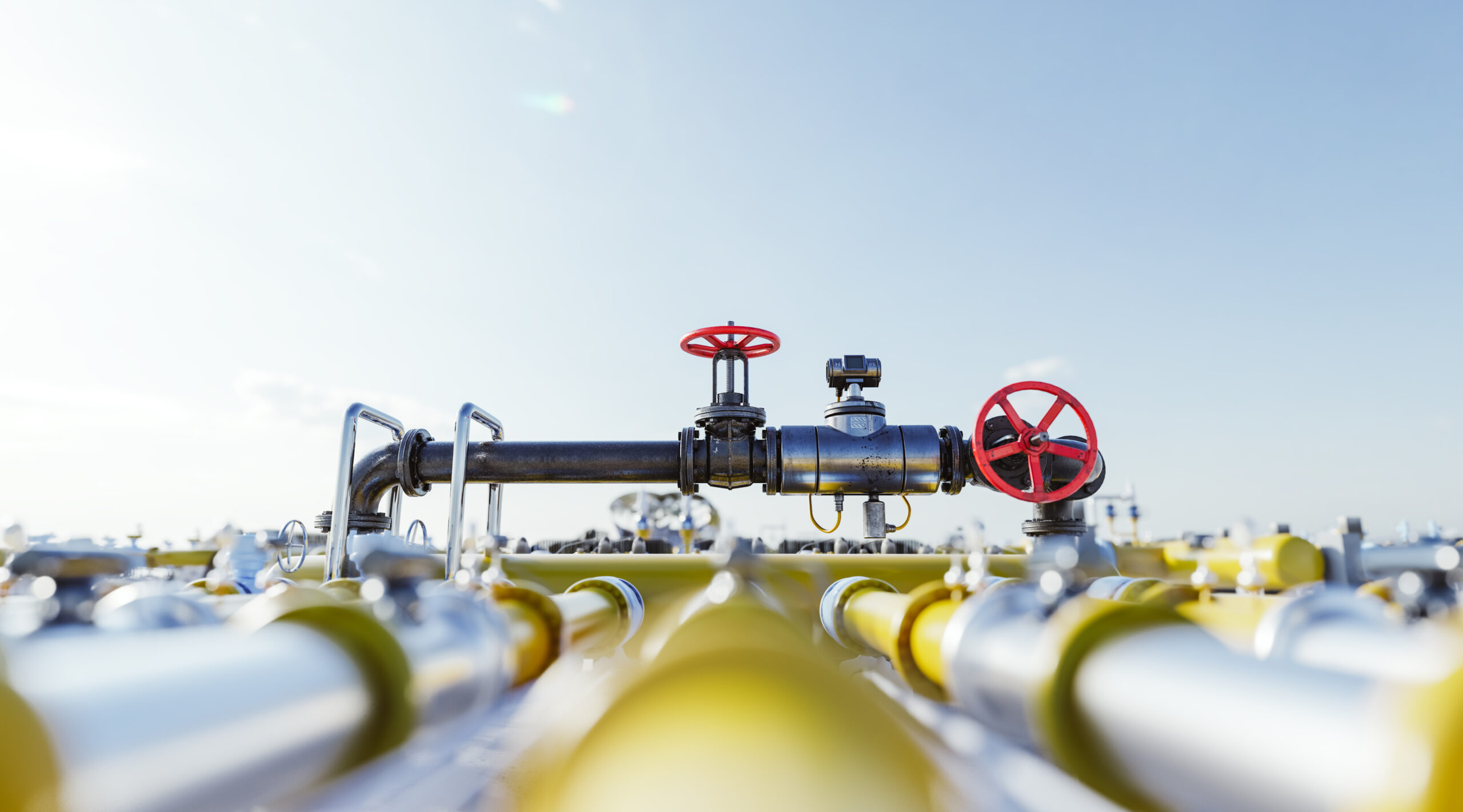 Hitting net zero 2050 – decarbonising the UK gas network